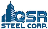 QSR Steel Corporation Logo
